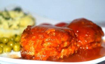 Tefteliai pomidorų padaže