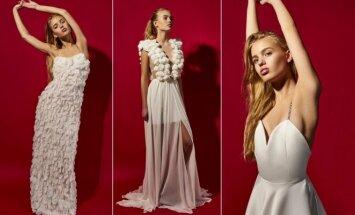 Dizainerė I. Grigalytė atskleidžia, kaip išsirinkti vestuvinę suknelę