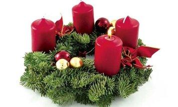 """Konkurso puošiame namus Kalėdoms <span style=""""color: #ff0000;"""">nugalėtojai</span>"""