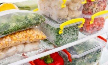 4 maisto šaldymo taisyklės, kurios padės tai daryti taisyklingai