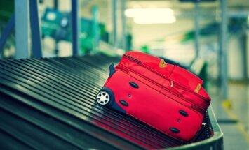 Patarimai: ką daryti, jei bagažas apgadintas ar pradingo?