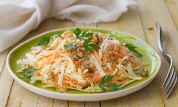 Ypatingos morkų salotos