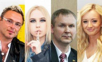 Egmontas Bžeskas, Simona Milinytė, Ligitas Kernagis, Ugnė Galadauskaitė