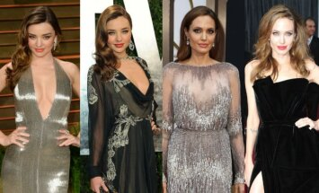 Miranda Kerr, Angelina Jolie