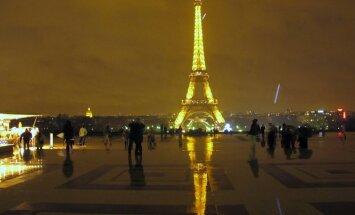 Eifelio bokštas. Paryžius