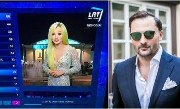 Ugnė Galadauskaitė ir Mantas Petruškevičius