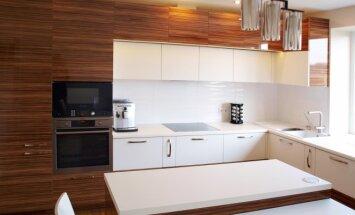 Virtuvės spalvos – į ką būtina atkreipti dėmesį
