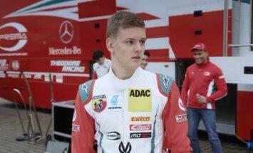 Mickas Schumacheris