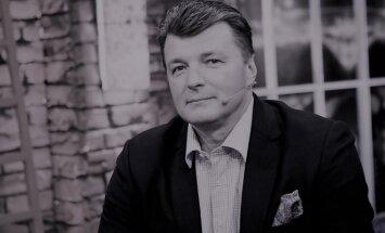 Aktorius Dalius Mertinas