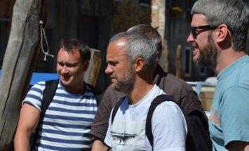 OKT aktoriai vieši Venecijoje