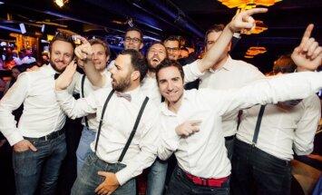 Aistringų šokių naktis
