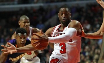 Dwyane'as Wade'as