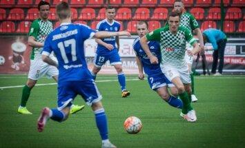 Futbolo A lyga: Žalgiris- Lietava