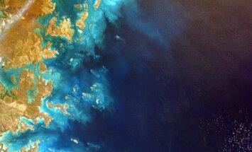 Australija iš kosmoso