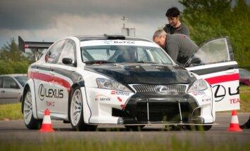 Lexus team LT komanda