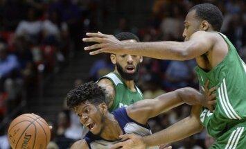 NBA vasaros lyga: Celtics – Jazz