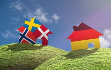 Skandinaviškus ar vokiškus – kokius namus reikėtų statyti lietuviams?