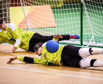 Drama Rio: Lietuvos golbolo rinktinė po pratęsimo pateko į pusfinalį