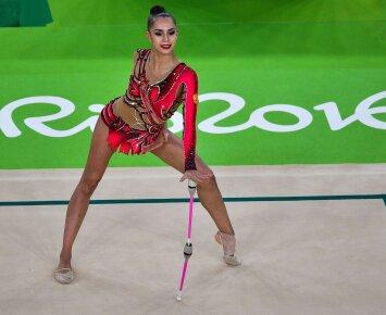 Meninės gimnastikos ir laisvųjų imtynių aukso medaliai – Rusijos atstovams