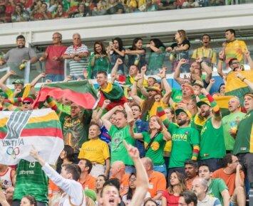 """Olimpinės rinktinės padėka už palaikymą Rio ir nuolatinę partnerystę – """"LTeam savaitgalis"""""""