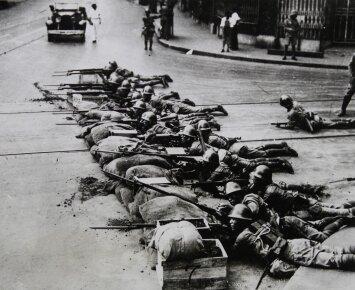 1937-ųjų Šanchajus: pamirštas Kinijos Stalingradas