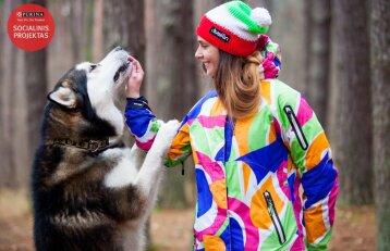 Aliaskos malamuto augintoja: nesirinkite šunų dėl gražių akių ar minkšto kailio