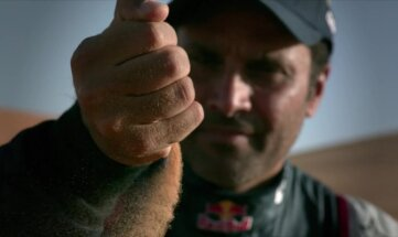 Dakaro čempionas N. Al-Attiyah apie smėlį, kopas ir lenktynes