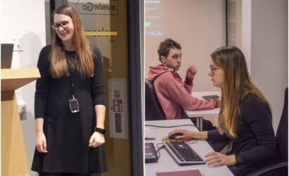 Įkvepianti Ingos istorija: kaip savarankiškai išmokti programuoti ir per metus gauti darbą IT srityje