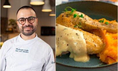 Gianas Luca Demarco kviečia išbandyti rudenišką receptą: aukštaičiai juo didžiuojasi nuo seno