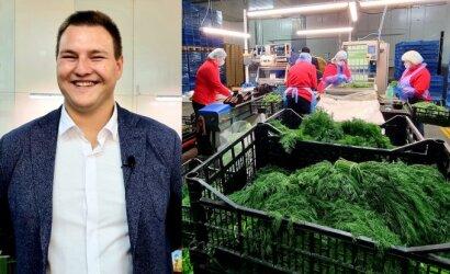 Pasikeitę lietuvių įpročiai lėmė ūkininko iš Žemaitijos sėkmę – nustebsite, kokias daržoves daugelis renkasi