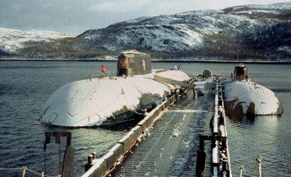"""Pragaras po vandeniu, kurio nesuvaldė Putinas: skrodimai parodė, kokios buvo paskutinės """"Kursk"""" jūreivių gyvenimo minutės"""