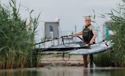 Auksinių rankų tėtis Kęstutis visada bijojo pasenti, tačiau pensija tik dovanojo daugiau laiko džiaugtis gyvenimu
