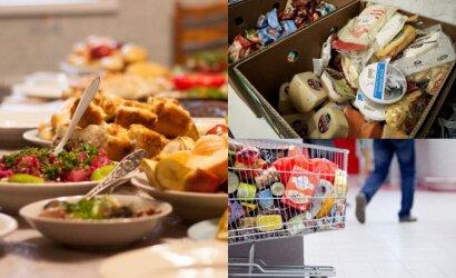 Atrado būdą, kaip sumažinti maisto švaistymą: pradėjo vieni pirmųjų ir šiandien vargstantiems jau paaukojo maisto už 46 mln. eurų