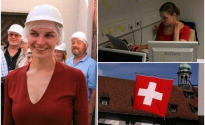 Iš Želvių kaimo kilusi Violeta sudrebino Šveicariją: galiausiai mus žinojo visas bankas