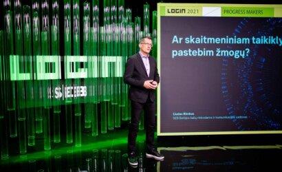 Liudas Rimkus: pajutę technologijų galią, pamiršome žmogų