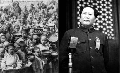 Kanibalizmas buvo tik pradžia: žiauriausias komunizmo eksperimentas nusinešė mažiausiai 36 mln. gyvybių