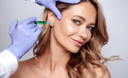 Plastinės chirurgijos gydytoja paneigė populiariausius mitus apie grožio injekcijas