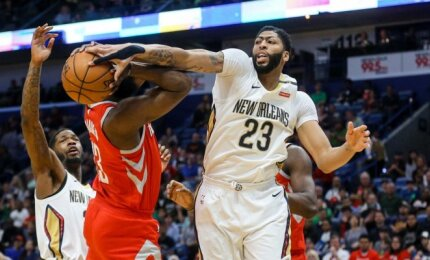 NBA naktis: MVP kandidatų dvikova Naujajame Orleane ir puikus Aldridge\'o pasirodymas
