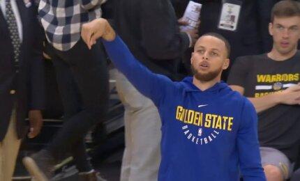 """Curry proveržiu pažymėto trečiojo """"Warriors"""" ir """"Rockets"""" mūšio apžvalga"""
