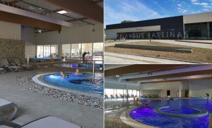 Atnaujintas Mastaičių baseinas vėl laukia lankytojų | wall4ever.com