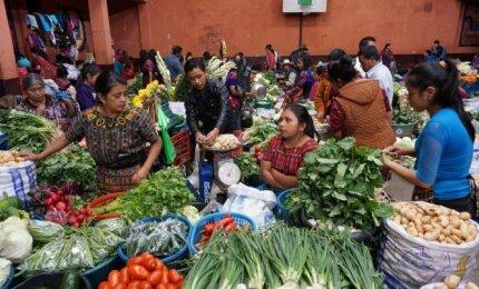 Gvatemala, Centrinė Amerika