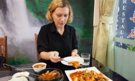 "Restoranas ""Pyongyang Okryu"" Bankoke"