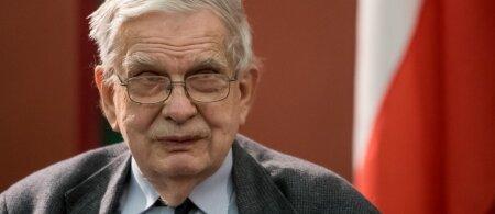 Rašytojui Tomui Venclovai – Getingeno universiteto garbės daktaro laipsnis