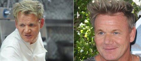 Dvigubas karštakošio Gordono Ramsay gyvenimas: šis virtuvės šefas sudėtingesnė asmenybė, nei manėte