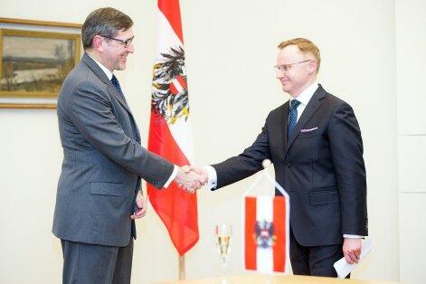 Honorary Consulate of Austria opens in Vilnius