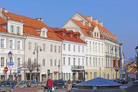 Vilniaus širdyje – dar vienas prabangus viešbutis