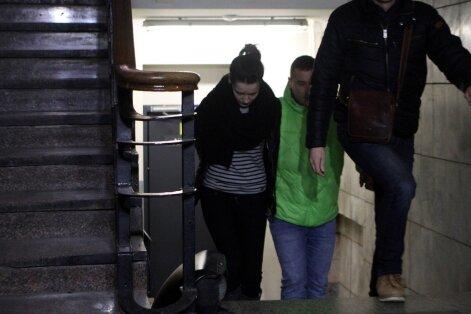 Įtariamieji vaiko nužudymu atvežti į Kauno VPK