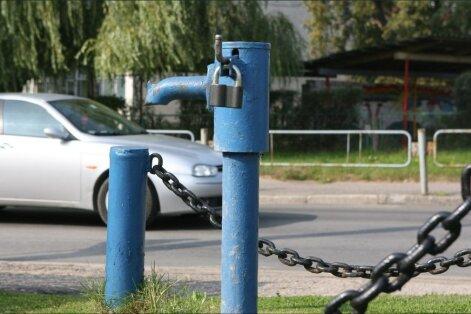 Už nemokamą vandenį sumoka kaimynai
