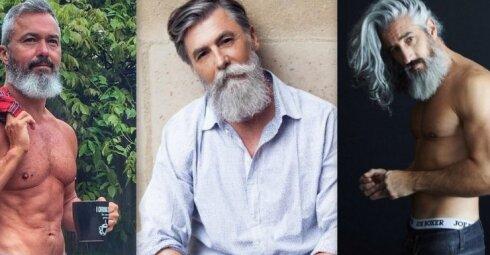 JIE žili, barzdoti, pagyvenę, bet labai seksualūs FOTO