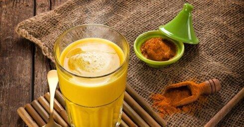 """""""Auksinis pienas"""" – stebuklingas gėrimas, kuris pakeis jūsų gyvenimą"""